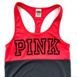 PINK Victoria's Secret racer back  tank top